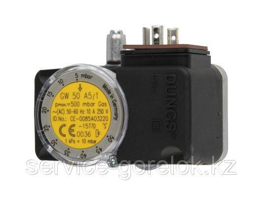 Реле давления газа DUNGS GW 50 A5/1
