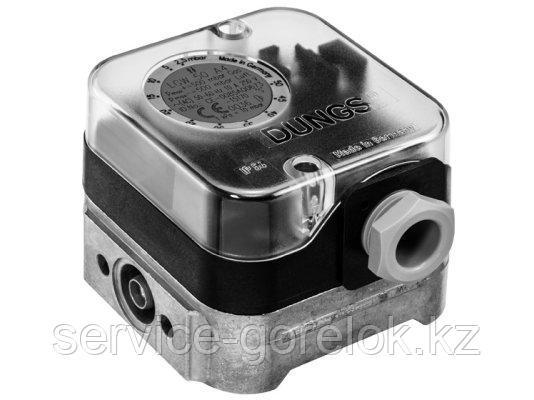 Реле давления DUNGS GW 500 A4 клеммное соединение