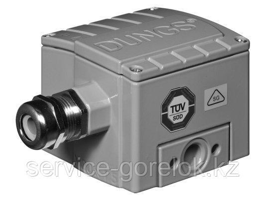 Реле давления DUNGS LGW 3 A4/2   клеммное подключение