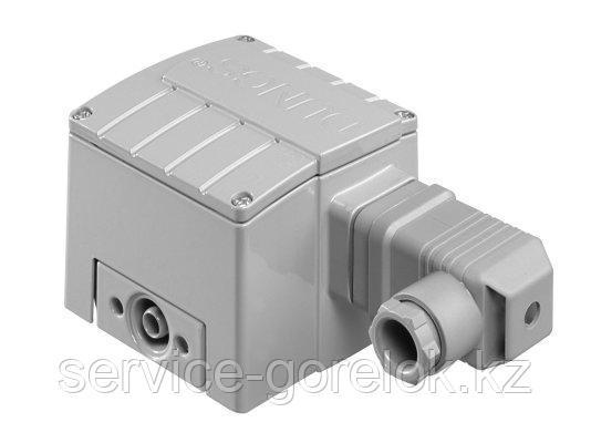 Реле давления DUNGS LGW 10 A4/2 штекерное подключение