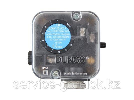 Реле давления DUNGS LGW 10 A2P