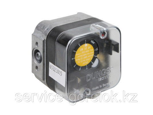 Реле давления DUNGS GW 10 A4