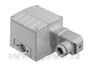 Реле давления DUNGS GW 2000 A4/2 HP штекерное соединение