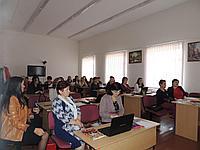 Учитель русского языка с казахским языком обучения