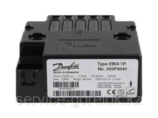 Трансформатор поджига DANFOSS EBI4 1P 052F4040