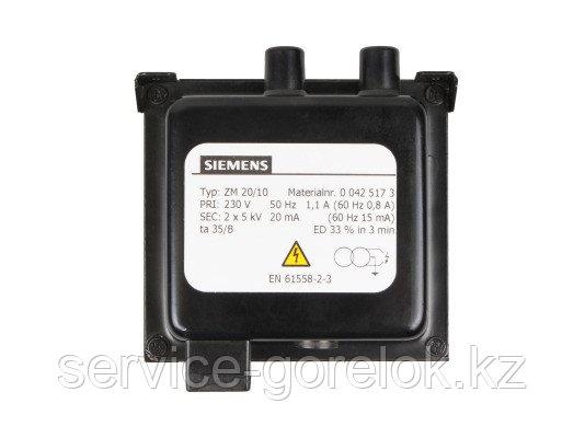 Трансформатор поджига SIEMENS ZM 20/10 00425173