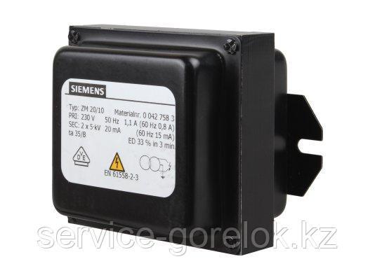 Трансформатор поджига SIEMENS ZM 20/10 00427583