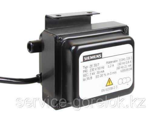 Трансформатор поджига SIEMENS ZE 30/7 00417261