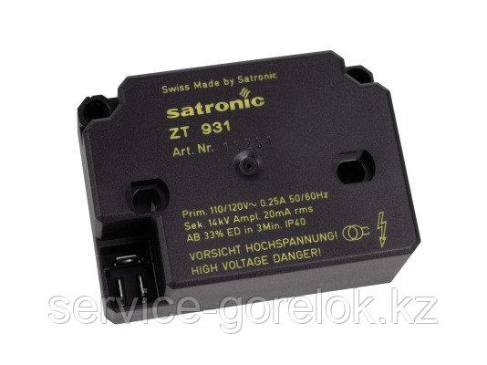 Трансформатор поджига SATRONIC/HONEYWELL ZT 931