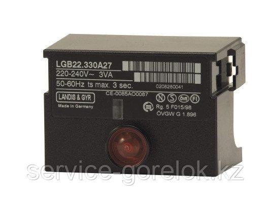 Топочный автомат SIEMENS LGB21.330A27