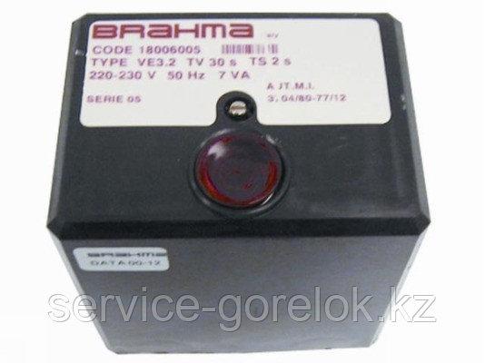 Топочный автомат BRAHMA VE3.2