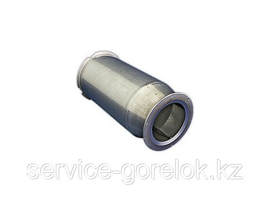 Жаровая труба для дизельных горелок O90 X 198 мм