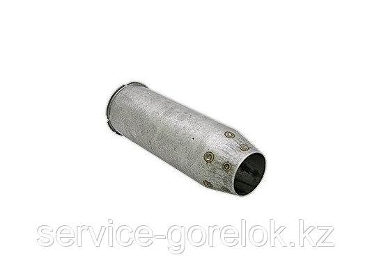 Жаровая труба для дизельных горелок O115 X 350 мм