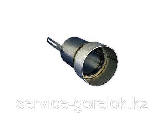 Головка жаровой трубы для дизельных горелок O125 X 187 мм