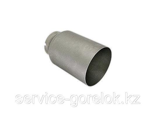 Головка жаровой трубы для дизельных горелок O120 X 190 мм