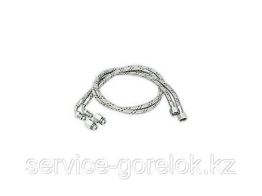 """Жидкотопливный шланг 1,0 м в комплекте G1/4"""" - G3/8"""" 13004801"""
