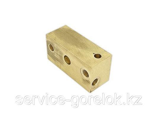 Распределительный блок 100 X 50 X 40 мм