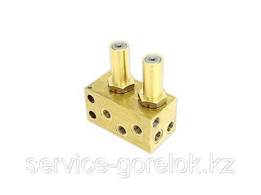 Распределительный блок 2х ступенчатый 3003503-RL