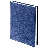 """Ежедневник BRAUBERG недатир., А5, 138х213 мм, """"Favorite"""", под класс. кожу, 160 л., темно-синий, 123396, фото 1"""