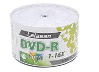 Диски Lalasan DVD-R 16X 4.7 GB
