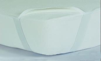 Наматрасник 100х200 водонепроницаемый SUPERSUNNY с резинкой на углах
