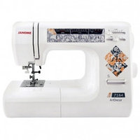 Швейные машины Janome Janome Art Decor 718A