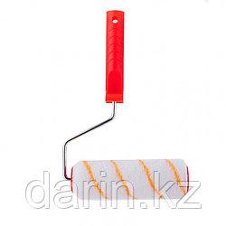 Валик для внутренних работ синтетический Pro, 180 мм, ворс 12 мм, D 40 мм, D ручки 6 мм, полиакрил MTX