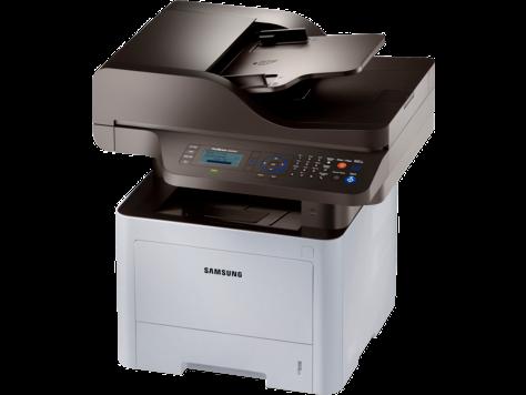 МФУ HP/Samsung SL-M3870FW ProXpress, Принт/Копир/Сканер/Факс, A4, 1200x1200 dpi, до 38 стр/мин, WiFi, SS378G