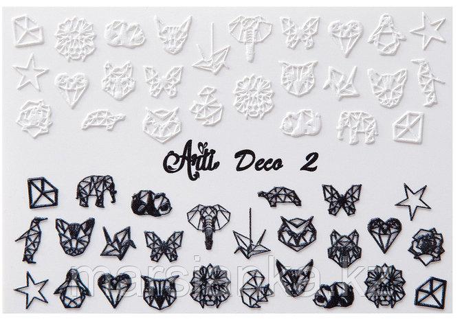 Слайдер дизайн ArtiForYou Deco 3D #2, фото 2