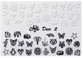 Слайдер дизайн ArtiForYou Deco 3D #2