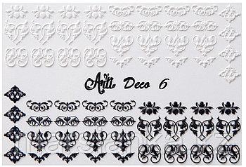 Слайдер дизайн ArtiForYou Deco 3D #6