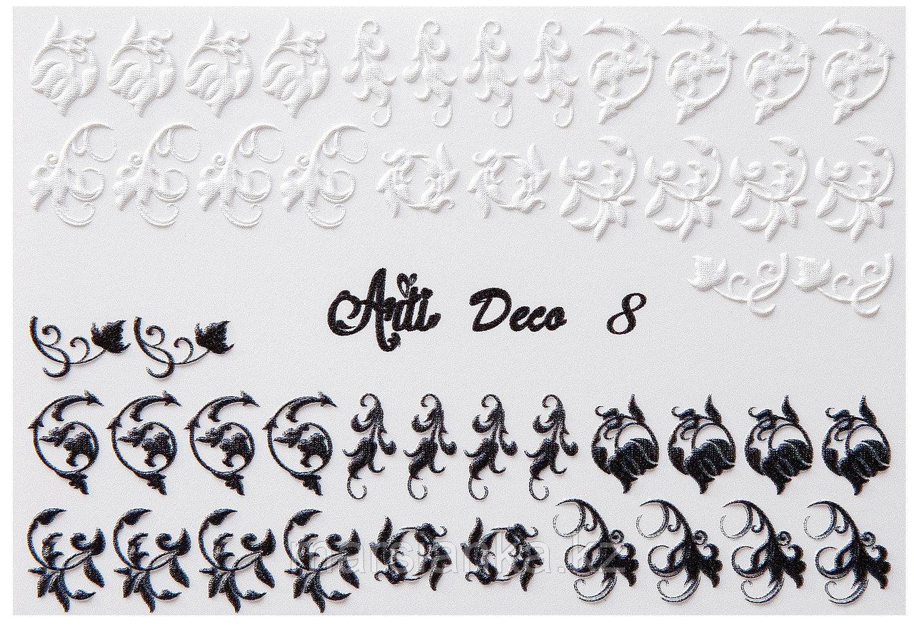 Слайдер дизайн ArtiForYou Deco 3D #8