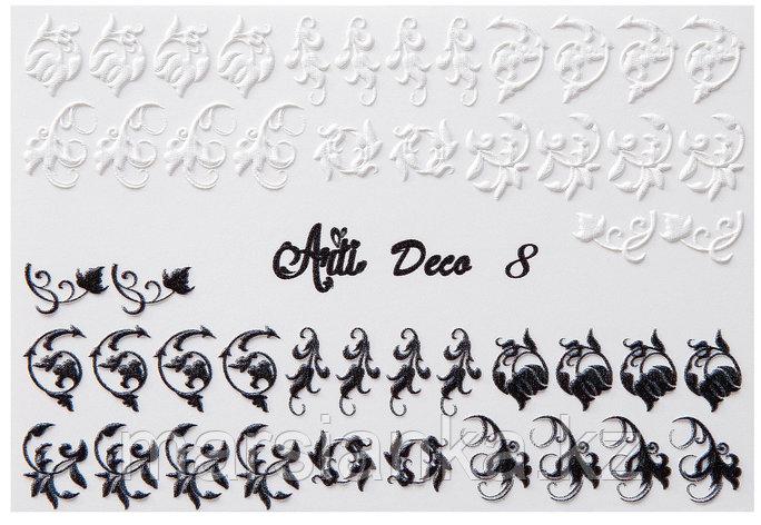 Слайдер дизайн ArtiForYou Deco 3D #8, фото 2