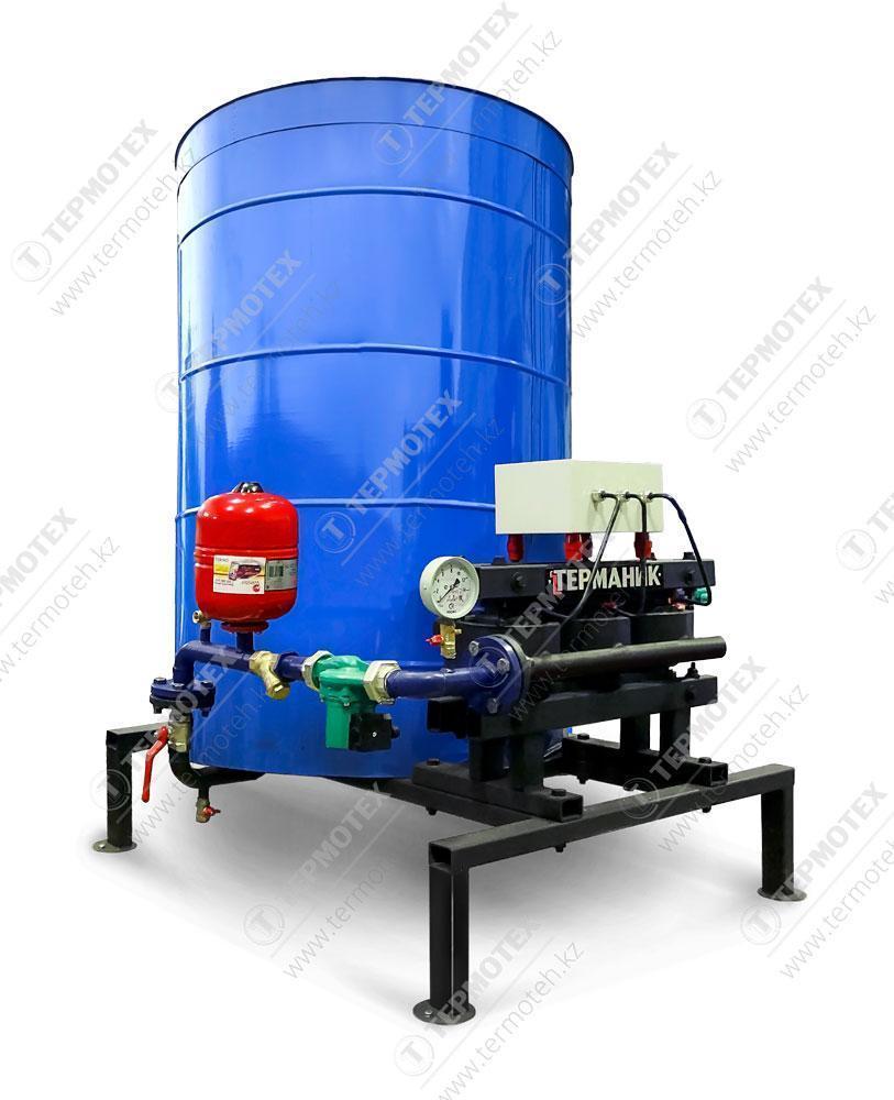 Индуктивно-кондуктивный котел водогрейный горячего водоснабжения Терманик ГВС 25