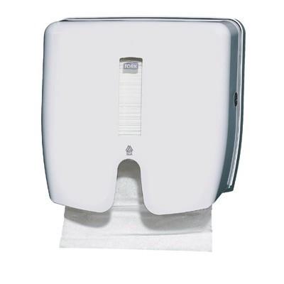 Tork диспенсер для полотенец сложение Interfold 303080