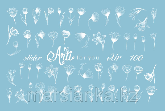 Слайдер дизайн ArtiForYou Air #100, фото 2