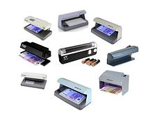 Просмотровые ультрафиолетовые детекторы банкнот
