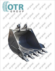 Ковш для экскаватора Hyundai 210