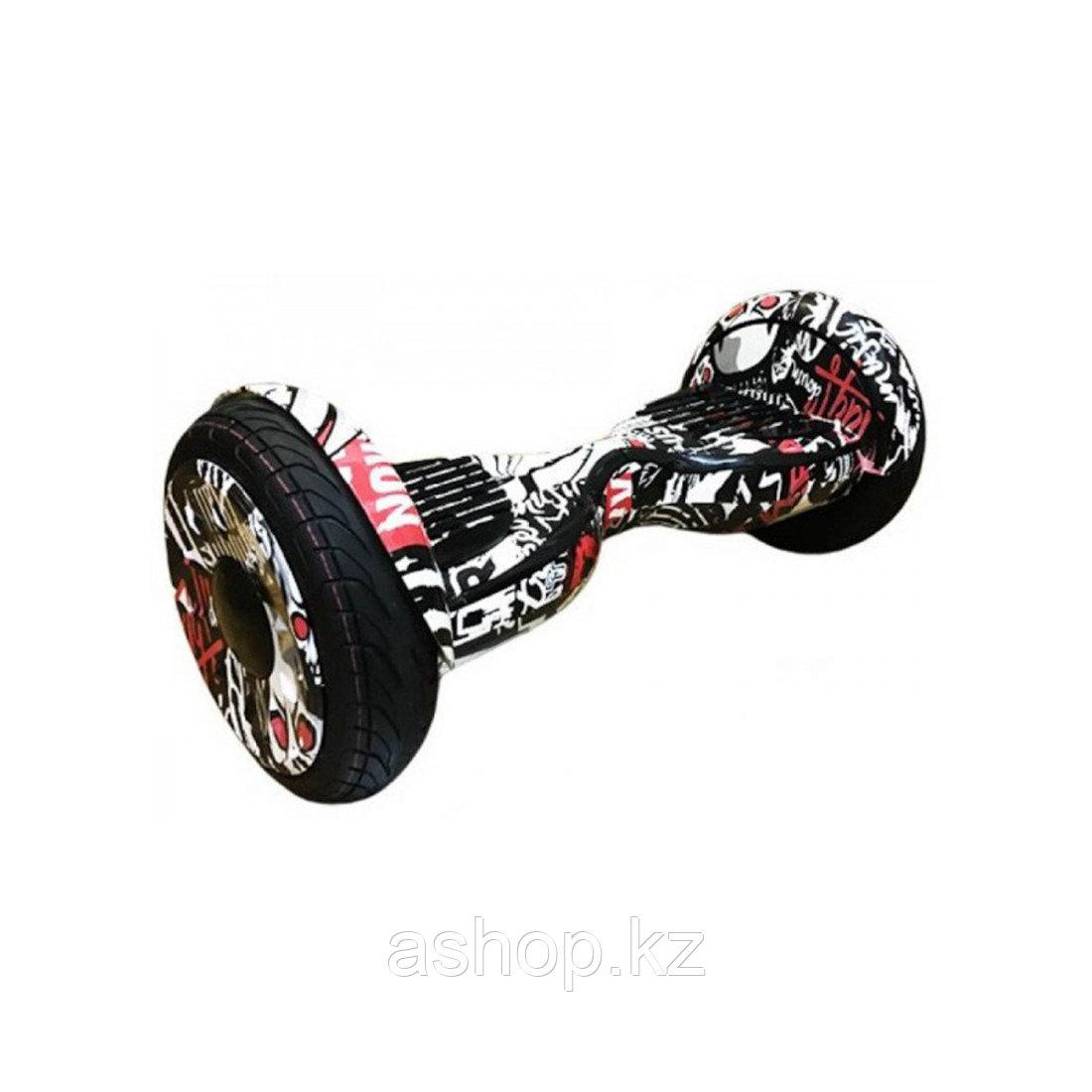 Гироскутер X-game X105A-06, Скорость (max.): 15 км/ч, Запас хода: 25 км, Нагрузка: 120 кг, Размер колеса: 10''