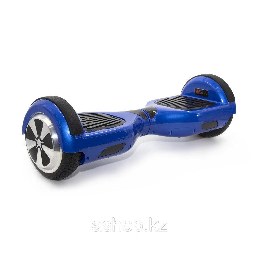Гироскутер  X-game EU21B, Скорость (max.): 12 км/ч, Запас хода: 15-20 км, Нагрузка: 100 кг, Угол подъема: 15°,