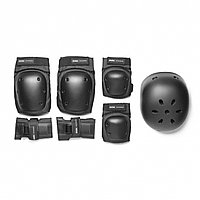 Комплект защиты Segway QHV4001RT, Цвет: Чёрный, Упакова: Розничная