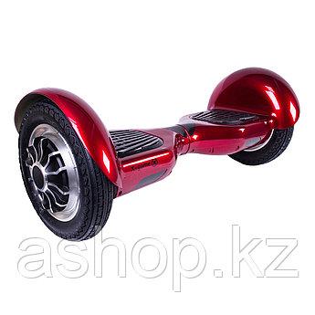 Гироскутер X-game EU10R, Скорость (max.): 12 км/ч, Запас хода: 15-20 км, Нагрузка: 120 кг, Угол подъема: 15°,