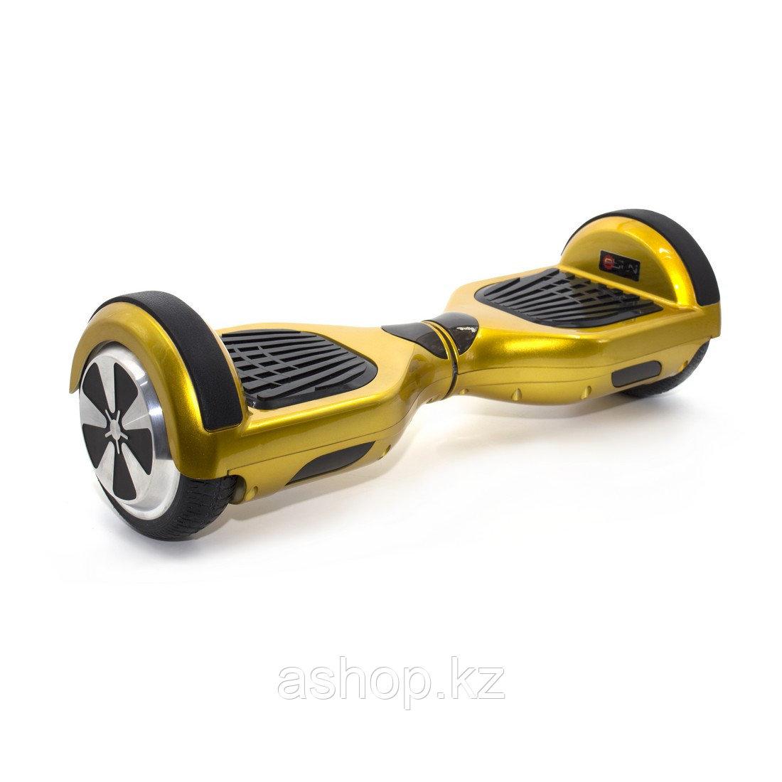 Гироскутер X-game EU21Y, Скорость (max.): 12 км/ч, Запас хода: 15-20 км, Нагрузка: 100 кг, Угол подъема: 15°,