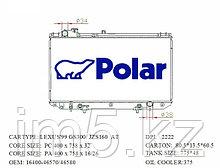 Радиатор LEXUS GS300 98-01