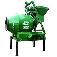 Мобильная бетономешалка JZM500B