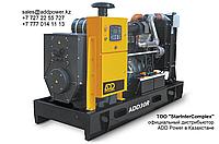 Дизельный генератор ADD30R в открытом исполнении