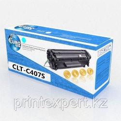 Картридж Samsung CLT-C407S Euro Print, фото 2