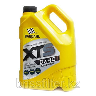 Синтетическое масло BARDAHL XTS 0w40 5л