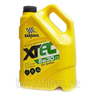 Синтетическое масло BARDAHL XTEC 5w30 5л