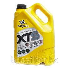 Синтетическое масло BARDAHL XTS 0w20 5л